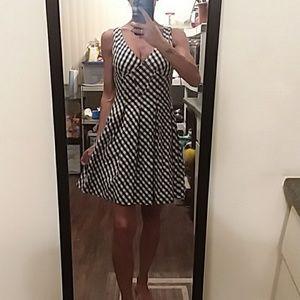 Betsey Johnson Checkered Dress